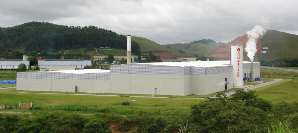 Plant in Juiz de Fora - Brazil