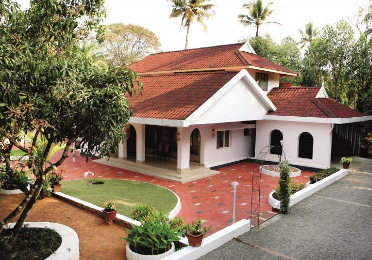 Roofing tile ONDUVILLA, House in India