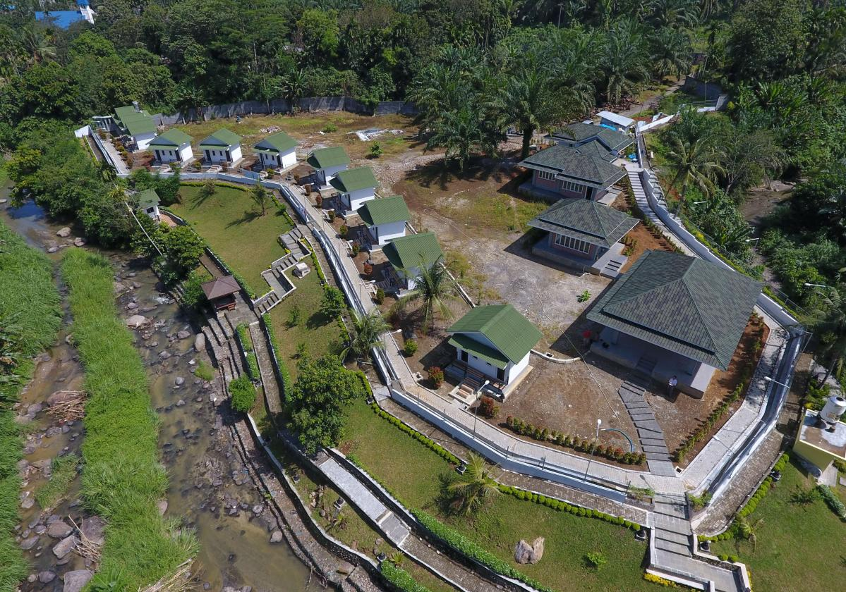 onduline classic and onduvilla green residence