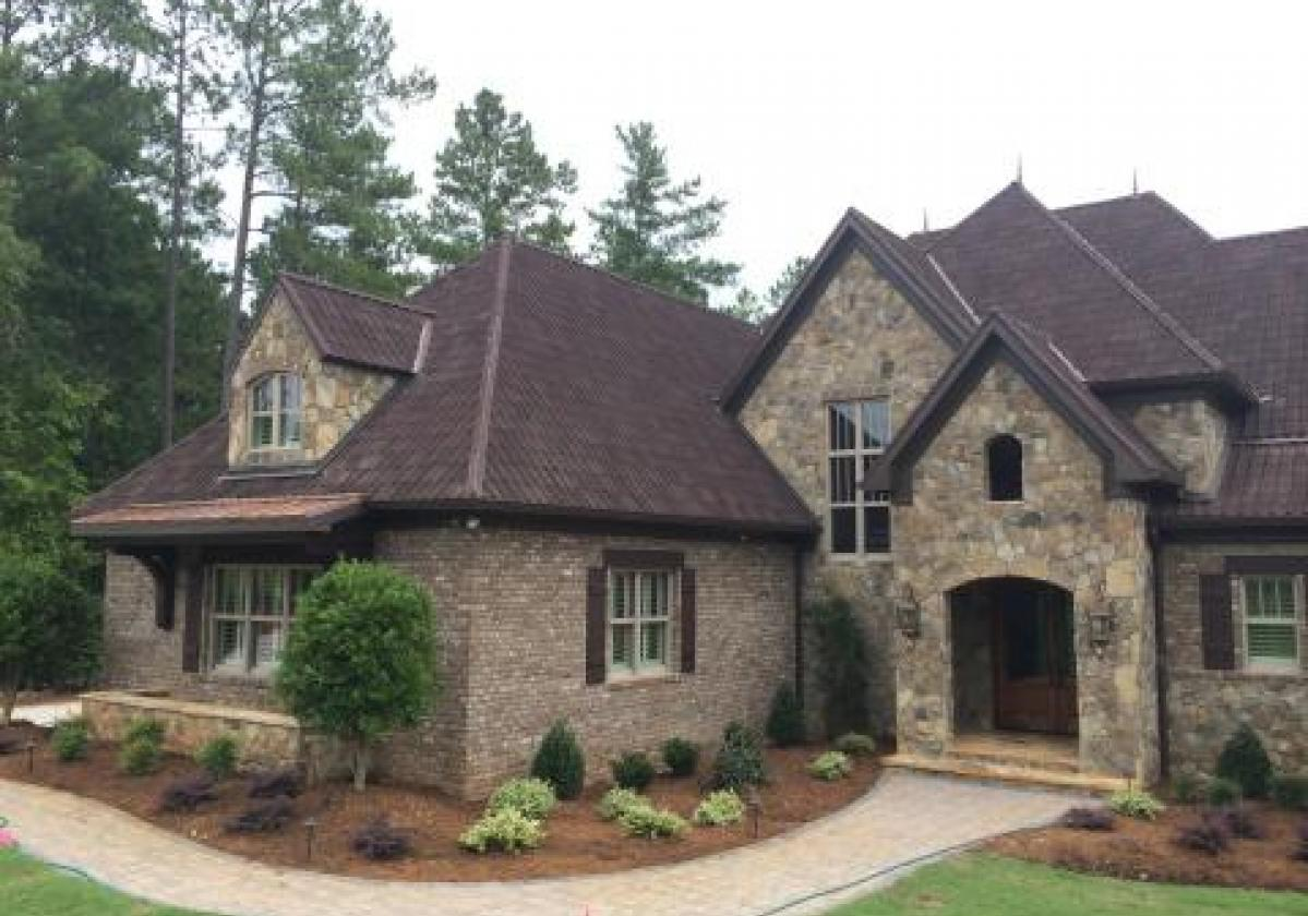 Roofing tile ONDUVILLA, House in the US