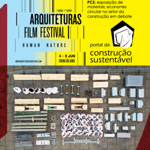 We are delighted to participate in this year's Arquiteturas Film Festival …