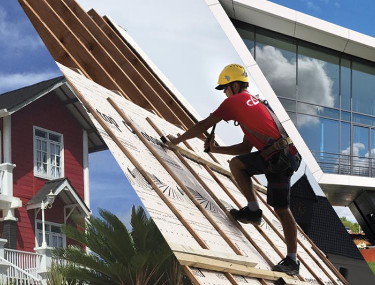 Ondura, an international group focusing on waterproofing solutions for buildings
